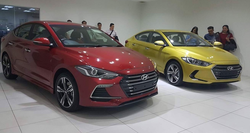 New Hyundai Elantra coming soon – 1.6 Turbo, 2.0 NA Image #645365