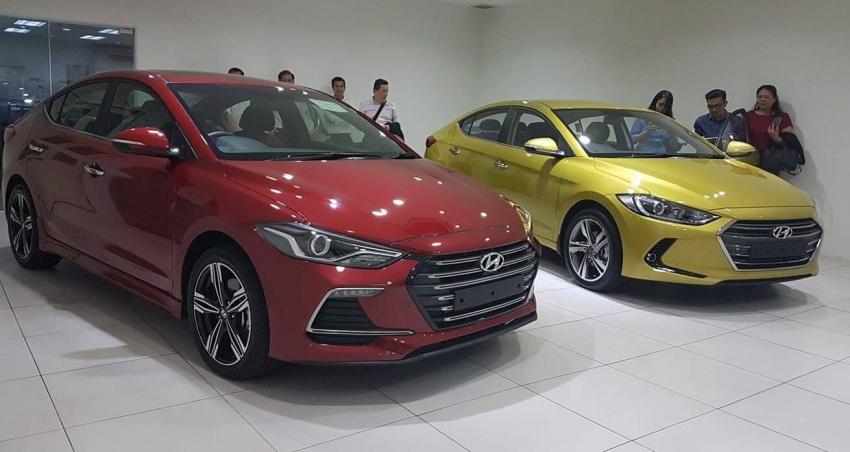 New Hyundai Elantra coming soon – 1.6 Turbo, 2.0 NA Image #645365