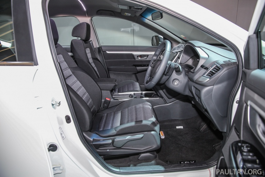 IIMS 2017: New Honda CR-V launched in Indonesia – seven-seat 1.5L VTEC Turbo, five-seat 2.0L NA Image #652005