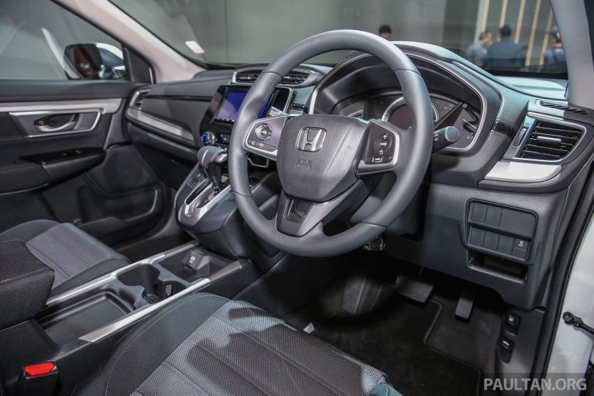IIMS 2017: New Honda CR-V launched in Indonesia – seven-seat 1.5L VTEC Turbo, five-seat 2.0L NA Image #652007
