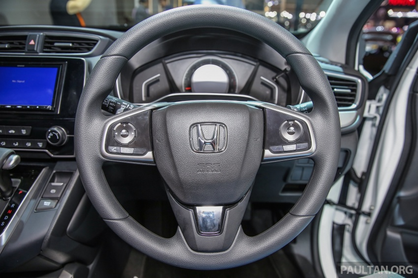 IIMS 2017: New Honda CR-V launched in Indonesia – seven-seat 1.5L VTEC Turbo, five-seat 2.0L NA Image #652009