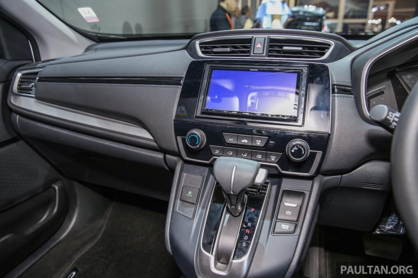 IIMS 2017: Honda CR-V baharu kini di Indonesia – 1.5L VTEC Turbo 7-tempat duduk, 2.0L NA 5-tempat duduk Image #652229