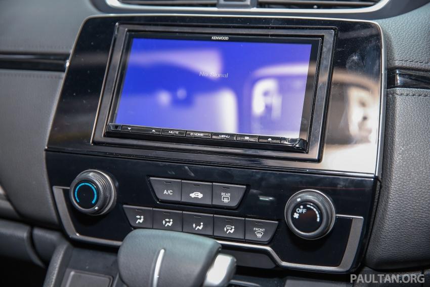 IIMS 2017: Honda CR-V baharu kini di Indonesia – 1.5L VTEC Turbo 7-tempat duduk, 2.0L NA 5-tempat duduk Image #652228