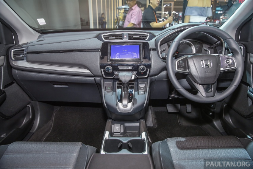 IIMS 2017: New Honda CR-V launched in Indonesia – seven-seat 1.5L VTEC Turbo, five-seat 2.0L NA Image #652017