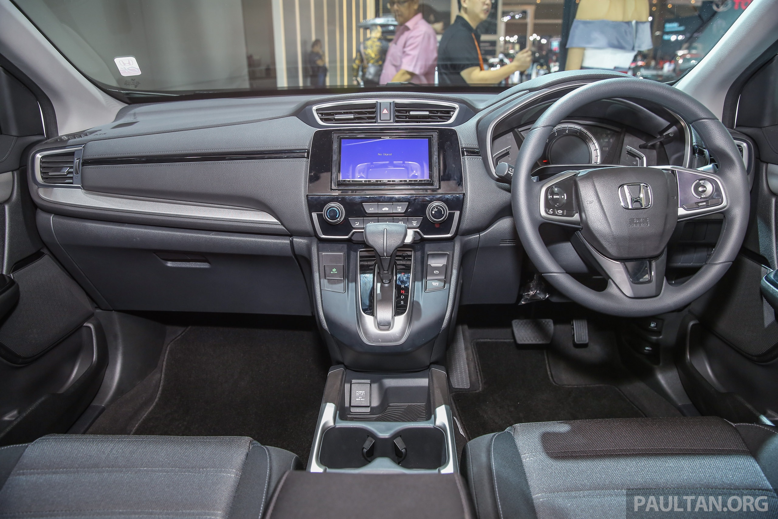 IIMS 2017: New Honda CR-V launched in Indonesia – seven-seat 1.5L VTEC Turbo, five-seat 2.0L NA ...
