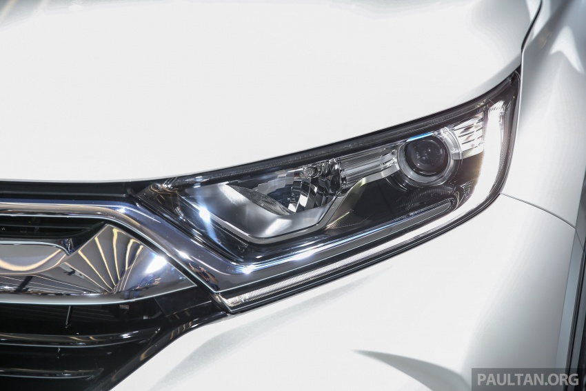 IIMS 2017: New Honda CR-V launched in Indonesia – seven-seat 1.5L VTEC Turbo, five-seat 2.0L NA Image #651999