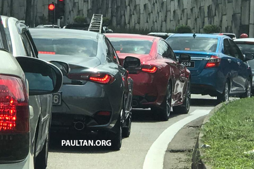 Infiniti Q60 spotted in Malaysia – launching soon? Image #649497