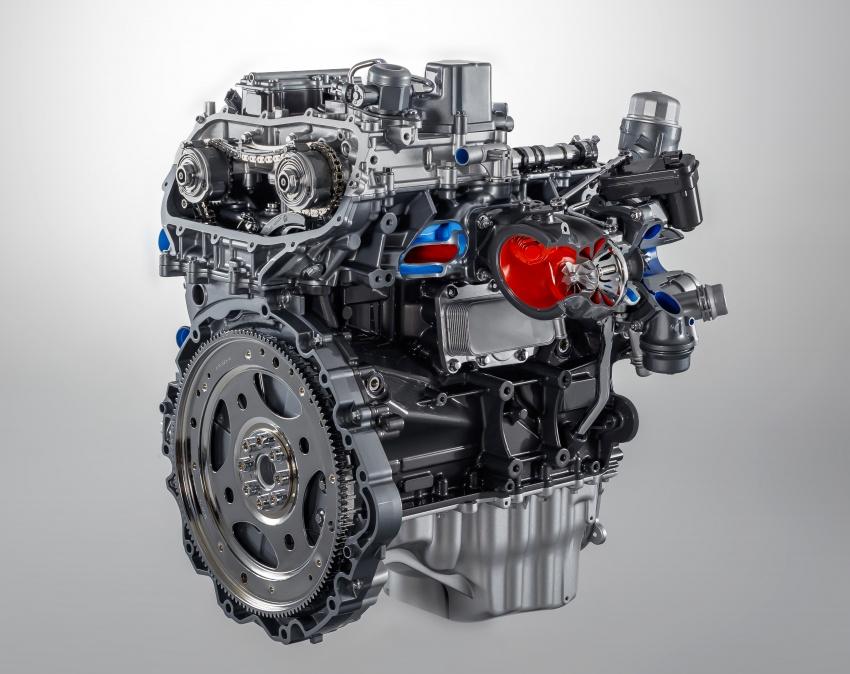 Jaguar F-Type gains 300 PS 2.0 litre Ingenium engine Image #645652