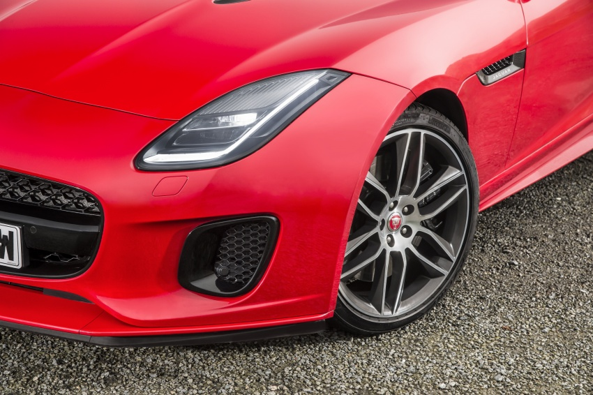 Jaguar F-Type gains 300 PS 2.0 litre Ingenium engine Image #645650