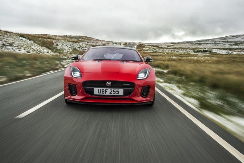 Jaguar F-Type gains 300 PS 2.0 litre Ingenium engine Image #645635