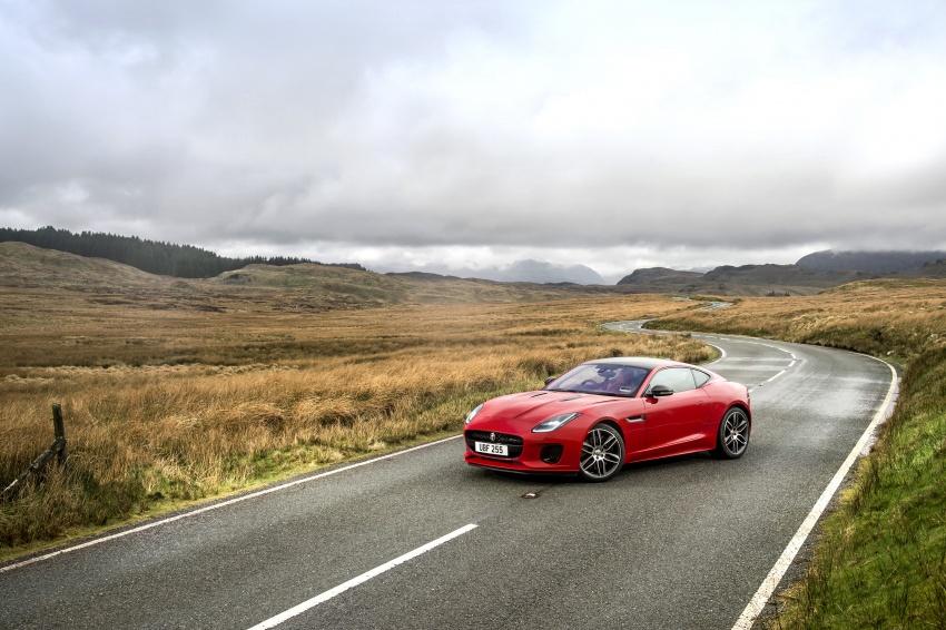 Jaguar F-Type gains 300 PS 2.0 litre Ingenium engine Image #645638