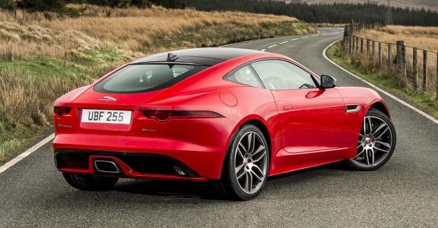 Jaguar F Type 2nd Gen To Get Hybrid Tech By 2020