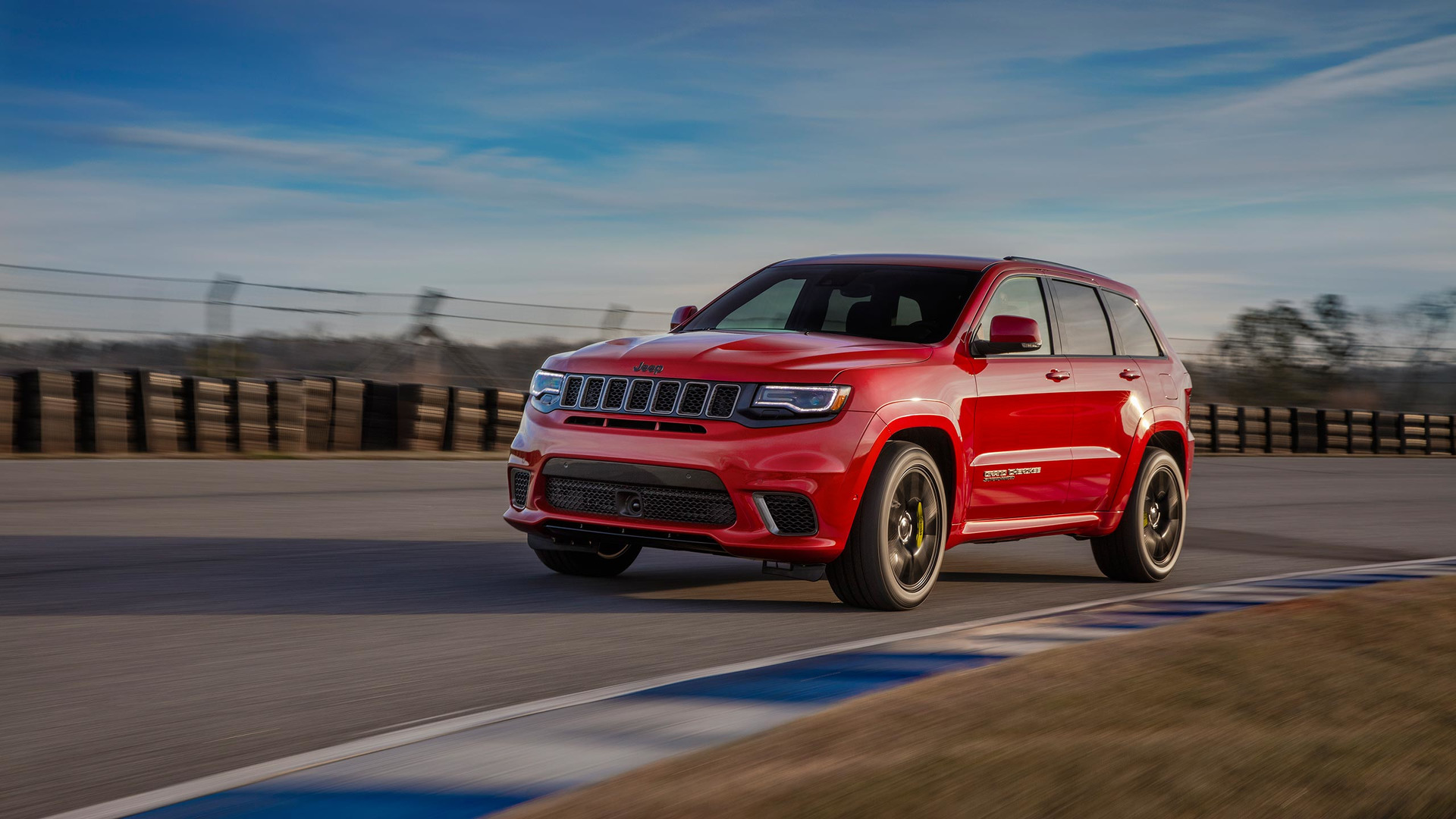 Track Hawk Grand Cherokee >> 2018 Jeep Grand Cherokee Trackhawk – 707 hp SUV Paul Tan - Image 642214