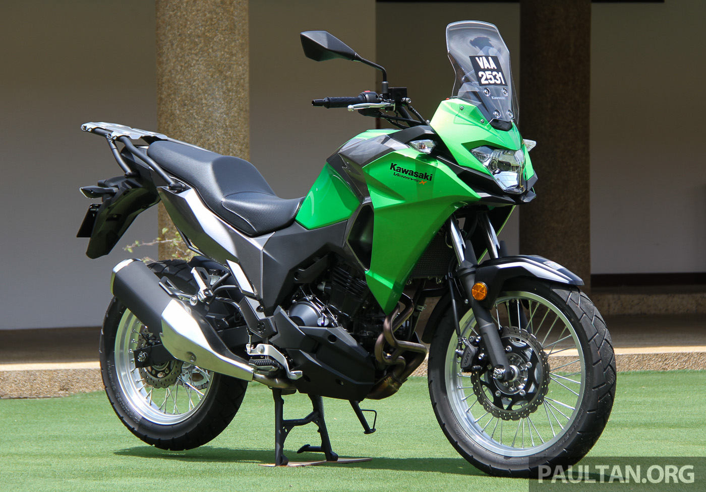 What Class Is A Kawasaki Versys