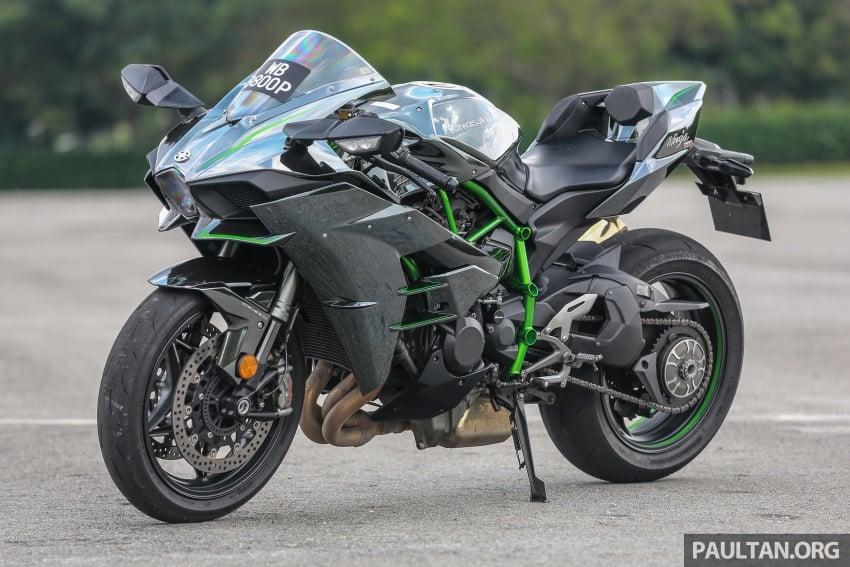 Fastest Kawasaki Ninja