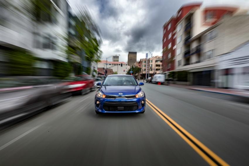 Kia Rio Sedan – next-generation revealed in New York Image #644283