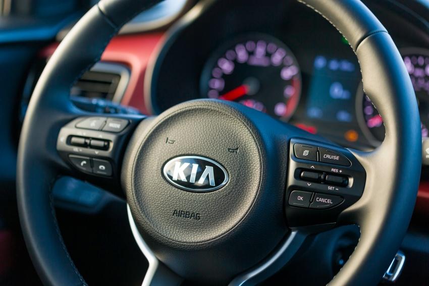 Kia Rio Sedan – next-generation revealed in New York Image #644336