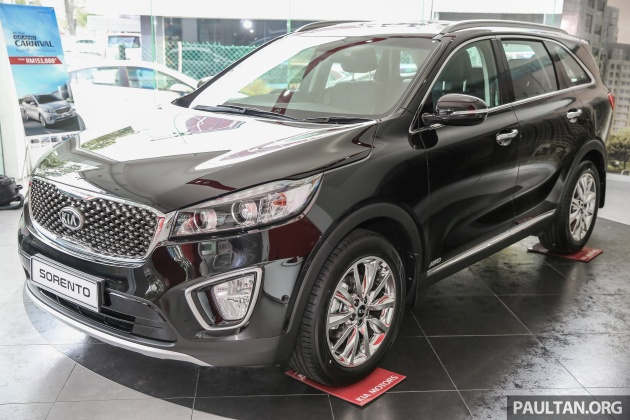 Naza Kia Malaysia Has Expanded The Soo Line Up In With Introduction Of A New Sel Variant For Seven Seat Suv 2 Hs