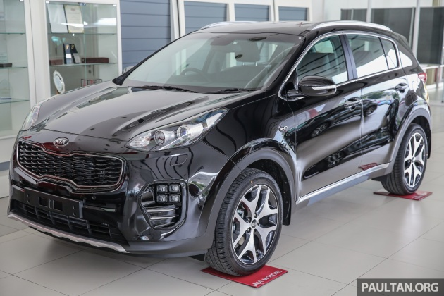 kia sportage gt crdi diesel now in malaysia rm160k. Black Bedroom Furniture Sets. Home Design Ideas