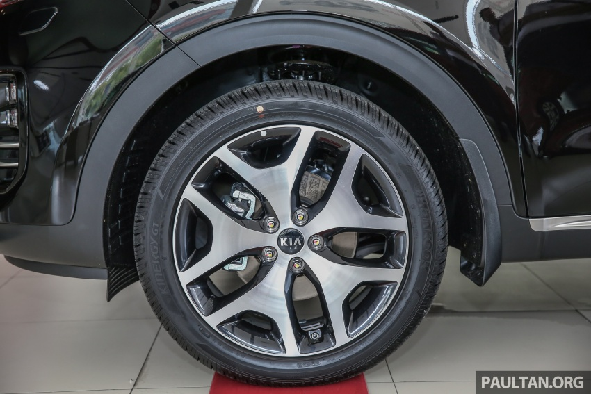 Kia Sportage GT CRDi diesel now in Malaysia, RM160k Image #650173