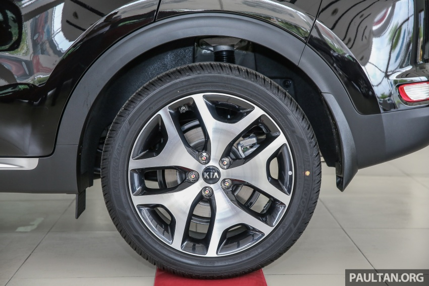 Kia Sportage GT CRDi diesel now in Malaysia, RM160k Image #650179