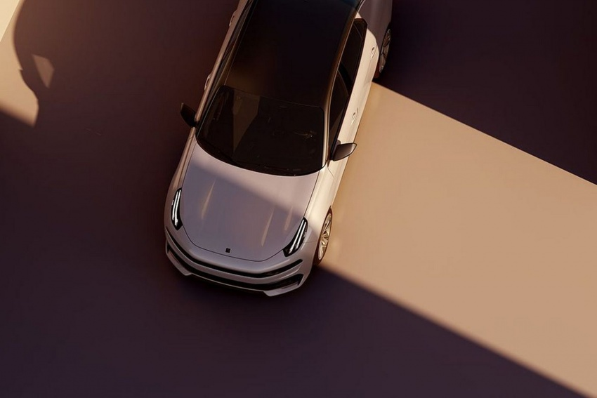 Lynk & Co 03 sedan concept to make Shanghai debut – to feature Volvo engines, hybrid technology Image #646389