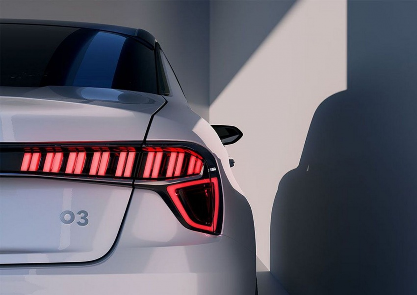 Lynk & Co 03 sedan concept to make Shanghai debut – to feature Volvo engines, hybrid technology Image #646380