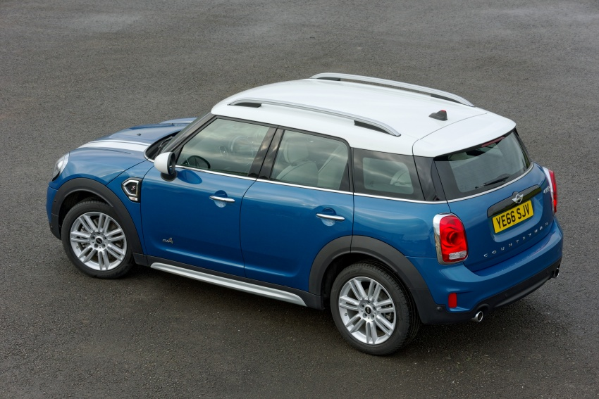 DRIVEN: F60 MINI Cooper S Countryman in the UK Image #645152