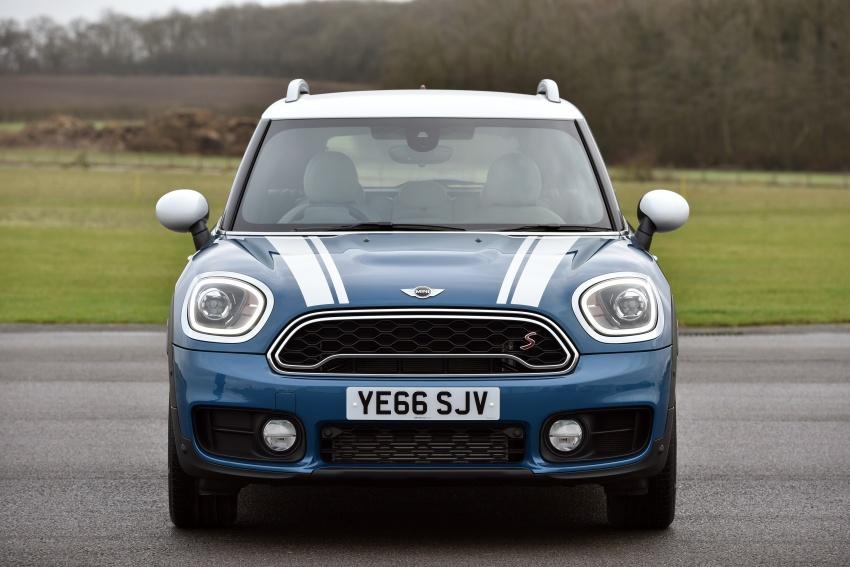 DRIVEN: F60 MINI Cooper S Countryman in the UK Image #645168
