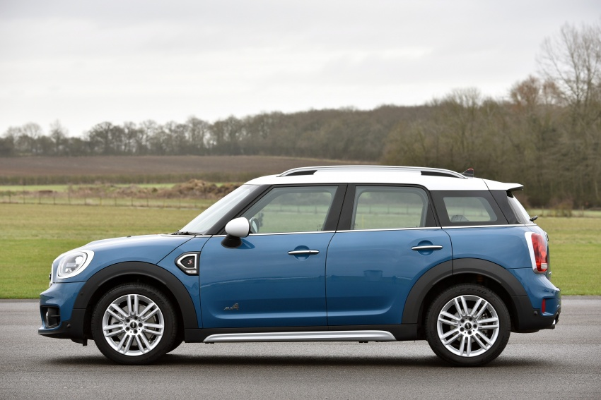 DRIVEN: F60 MINI Cooper S Countryman in the UK Image #645174
