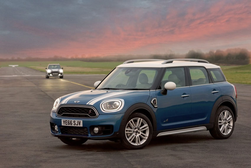 DRIVEN: F60 MINI Cooper S Countryman in the UK Image #645154