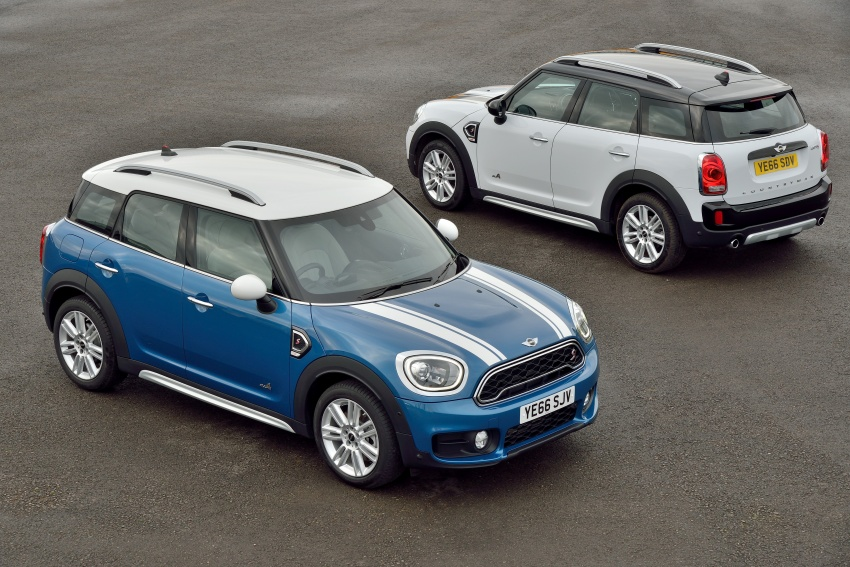 DRIVEN: F60 MINI Cooper S Countryman in the UK Image #645155