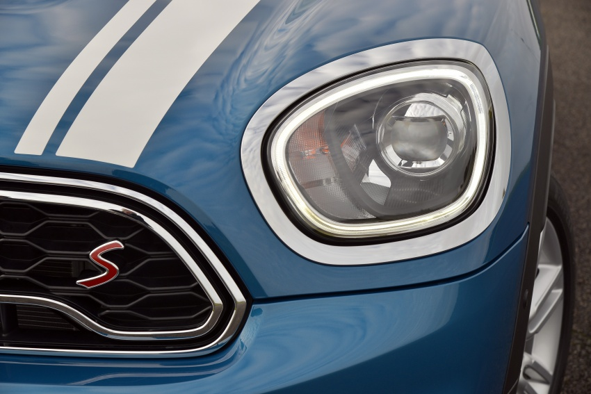DRIVEN: F60 MINI Cooper S Countryman in the UK Image #645161