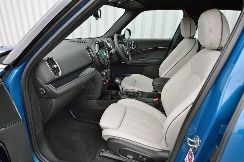 DRIVEN: F60 MINI Cooper S Countryman in the UK Image #645185