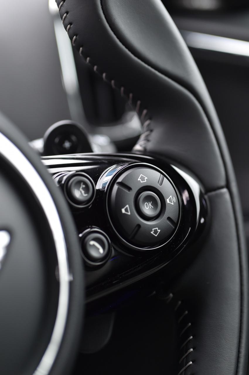 DRIVEN: F60 MINI Cooper S Countryman in the UK Image #645201
