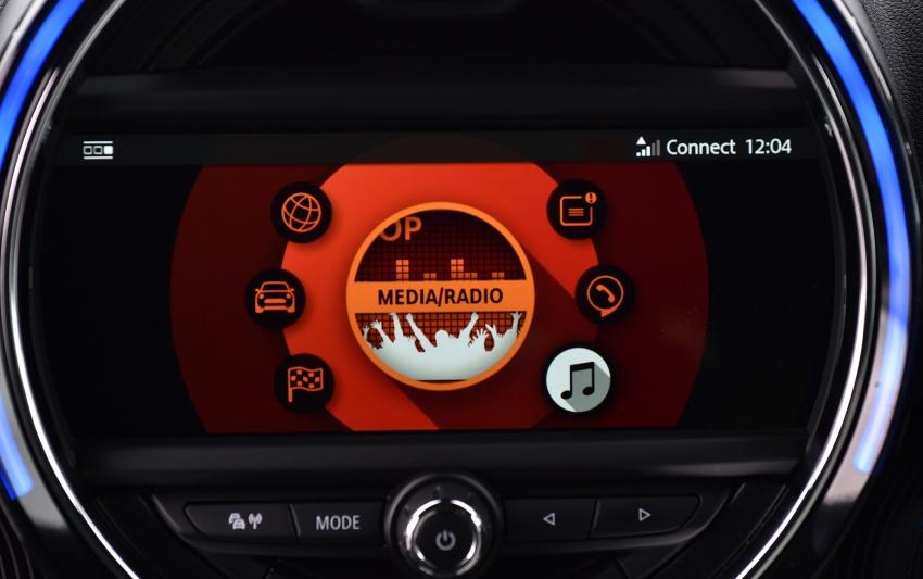 DRIVEN: F60 MINI Cooper S Countryman in the UK Image #645213