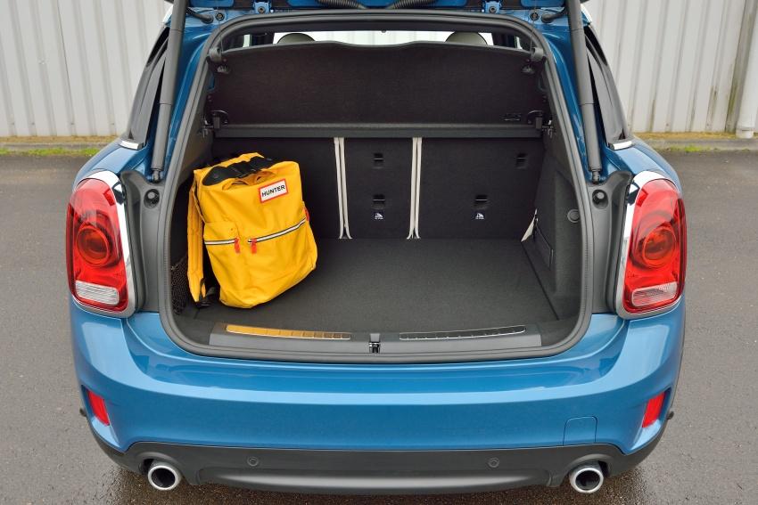 DRIVEN: F60 MINI Cooper S Countryman in the UK Image #645220