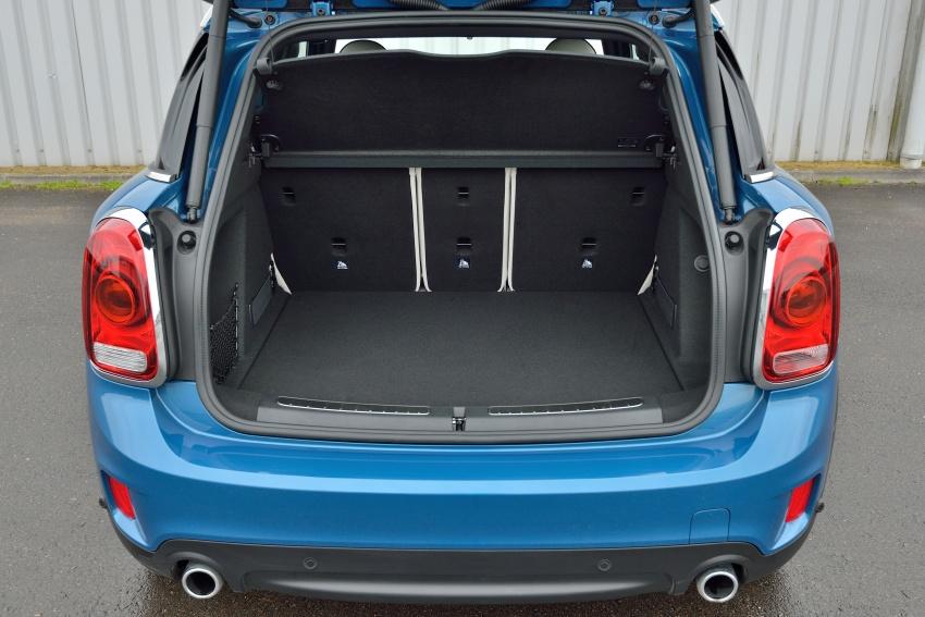 DRIVEN: F60 MINI Cooper S Countryman in the UK Image #645221