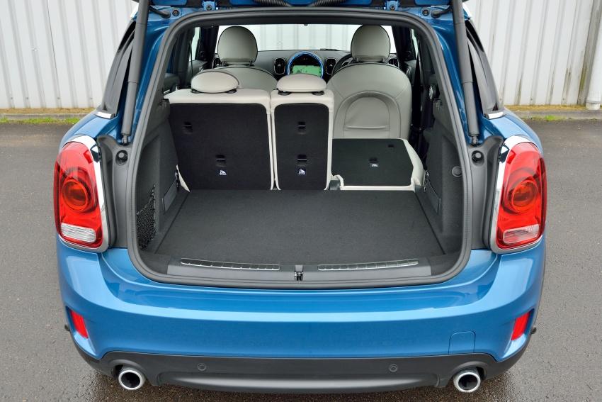 DRIVEN: F60 MINI Cooper S Countryman in the UK Image #645223
