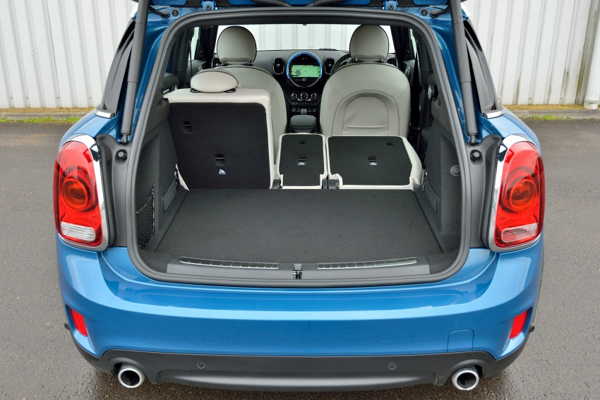 DRIVEN: F60 MINI Cooper S Countryman in the UK Image #645224