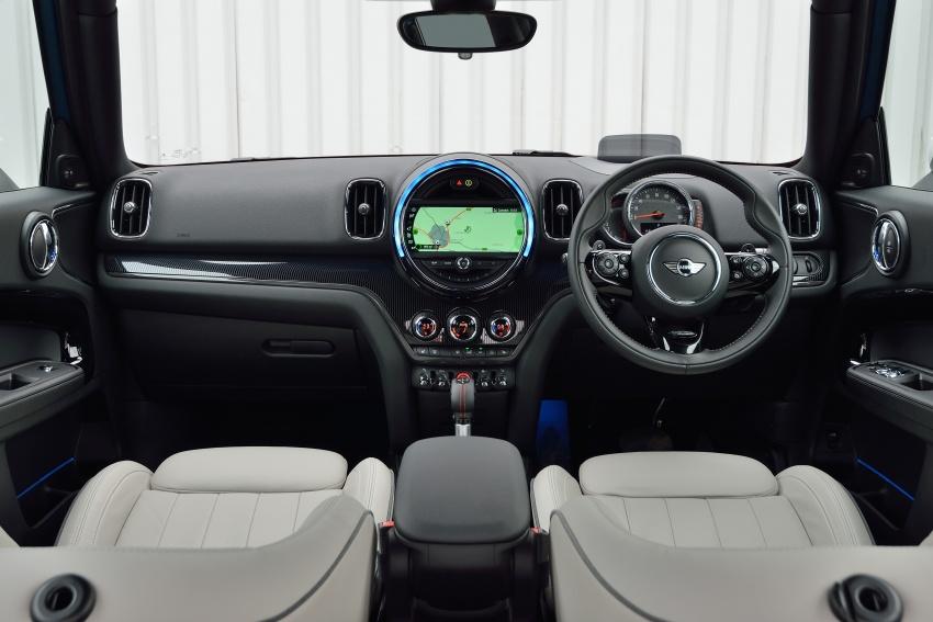 DRIVEN: F60 MINI Cooper S Countryman in the UK Image #645188