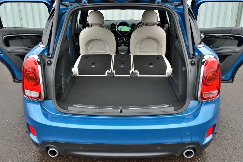 DRIVEN: F60 MINI Cooper S Countryman in the UK Image #645226