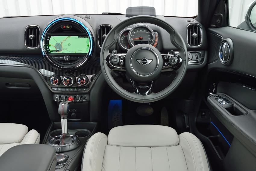 DRIVEN: F60 MINI Cooper S Countryman in the UK Image #645191