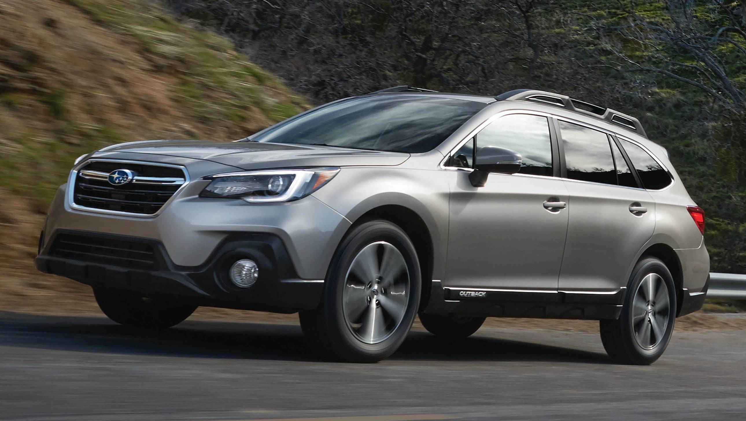 2018 Subaru Outback facelift gets Legacy's upgrades Image ...