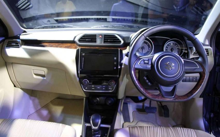 Maruti Suzuki Dzire – new Swift sedan debuts in India Image #650438