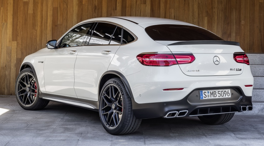 Mercedes-AMG GLC63 4MATIC+ and GLC63 4MATIC+ Coupe ...