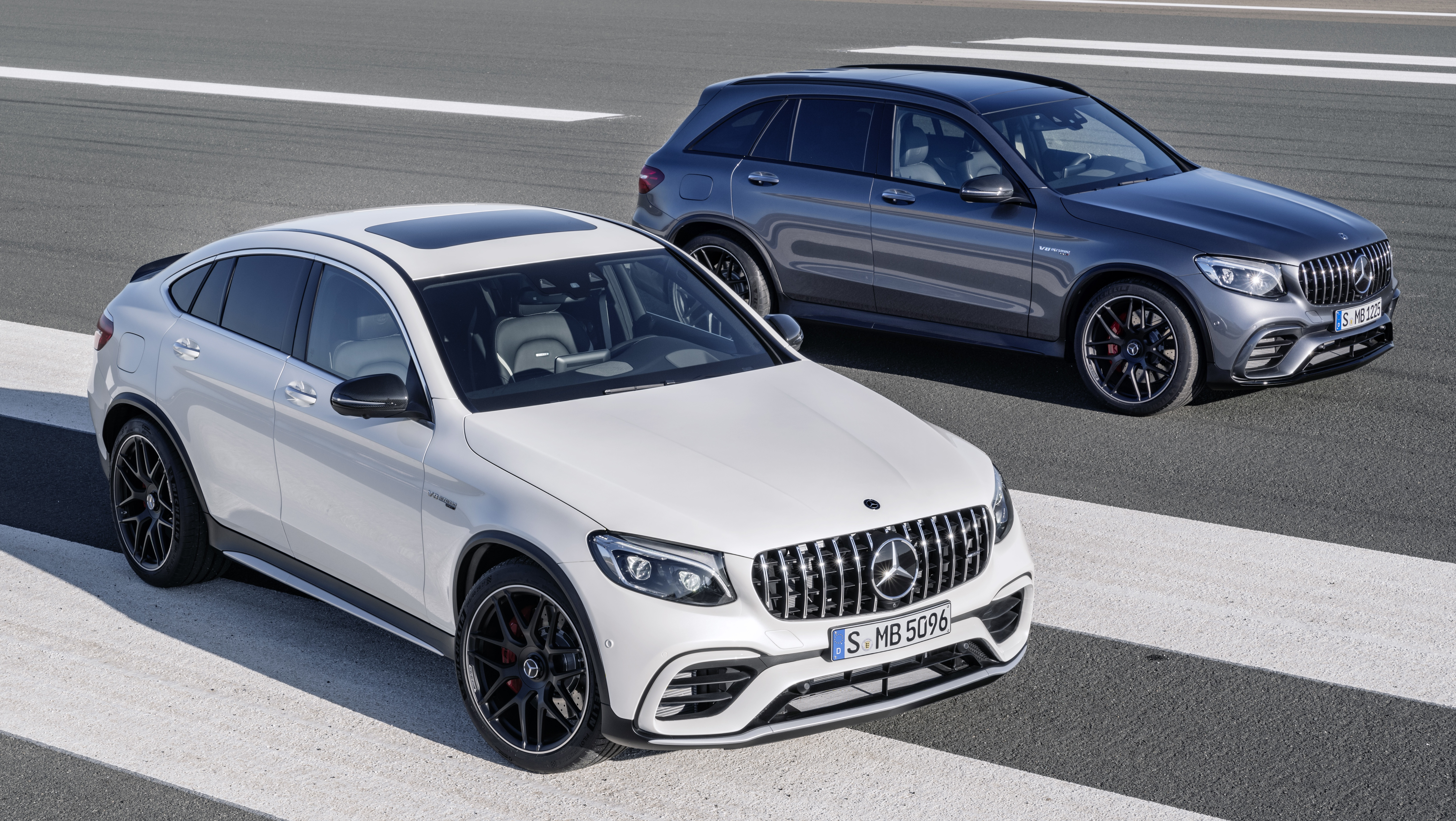 S 63 Amg 2017 >> Mercedes-AMG GLC63 4MATIC+ and GLC63 4MATIC+ Coupe unveiled – 4.0 litre twin-turbo V8, 510 hp ...