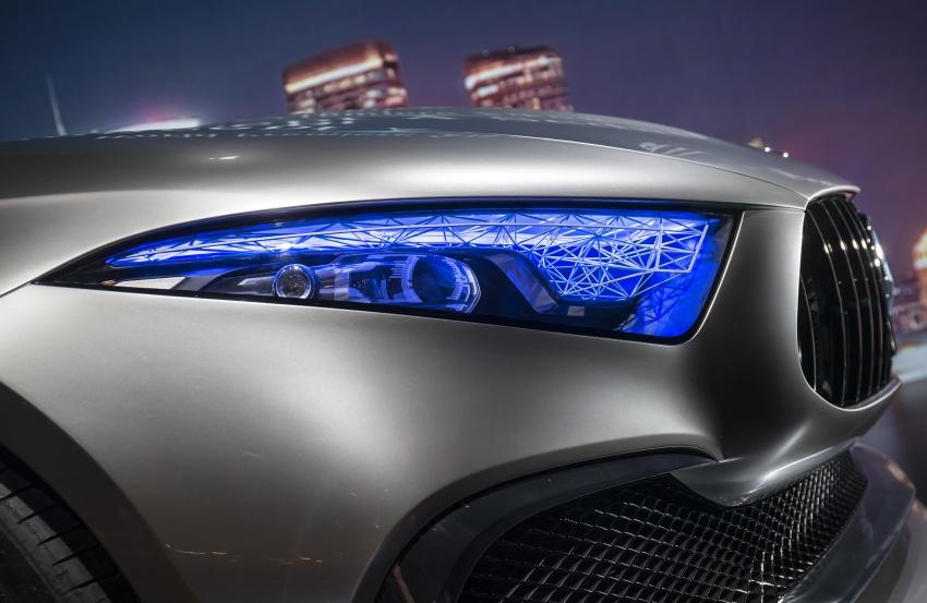 Mercedes-Benz Concept A Sedan diperkenalkan Image #647491