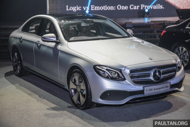 w213 mercedes benz e class ckd launched in malaysia from rm349k up to rm47k less than cbu. Black Bedroom Furniture Sets. Home Design Ideas