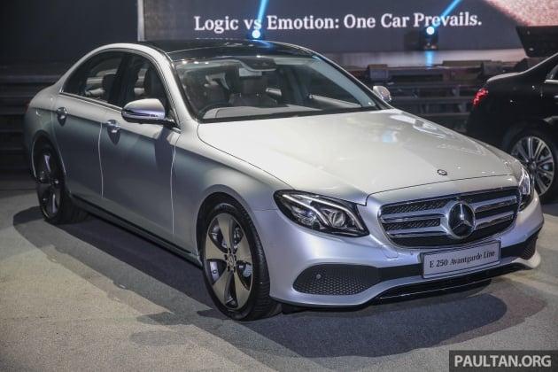 Mercedes Service Loan Car